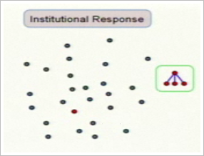 institutional response
