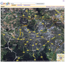 map google ac overview